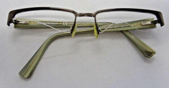 f17c685e74d4 Emporio Armani Eyeglasses EA 1006 3016 Gunmetal 53mm for sale online ...