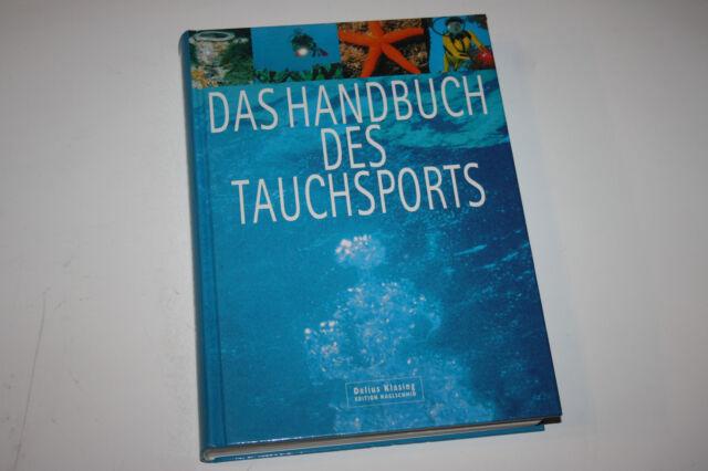 Das Handbuch des Tauchsports von Michael Jung | Buch | Neuwertig. (865)