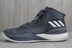 hot sale online 1f787 128ba Image is loading 34-New-Mens-Adidas-D-Rose-8-Basketball-