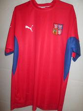 Czech Republic 2006-2008 Home Football Shirt Size Large /6061
