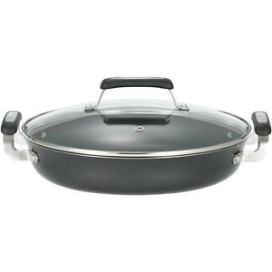 10 Ceramic Skillet With Lid