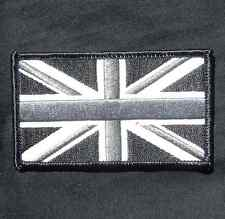 UNION JACK UK ARMY GREAT BRITAIN FLAG UNITED KINGDOM BRITISH SWAT IRON ON PATCH