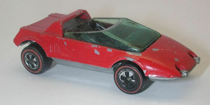 rojoline rojoline rojoline Hotwheels Rojo 1973 Arena Bruja oc8733 209aa8