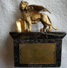 CANNES Film Festival / VENICE Lion Trophy