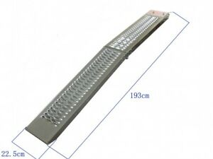 1-8m-Wide-Track-Folding-STEEL-Motorcycle-Bike-Motorcycle-Loading-Ramp