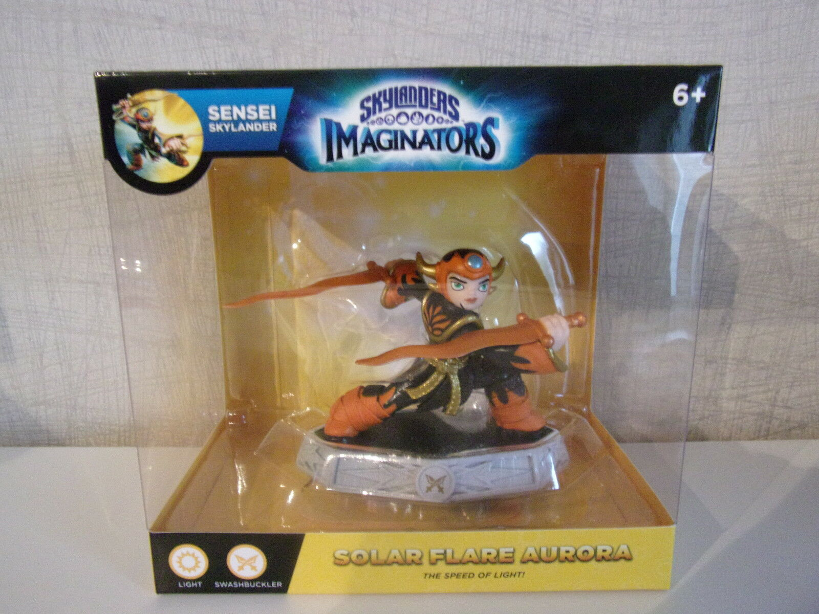 Full range available here. Skylanders Imaginators Sensei figure