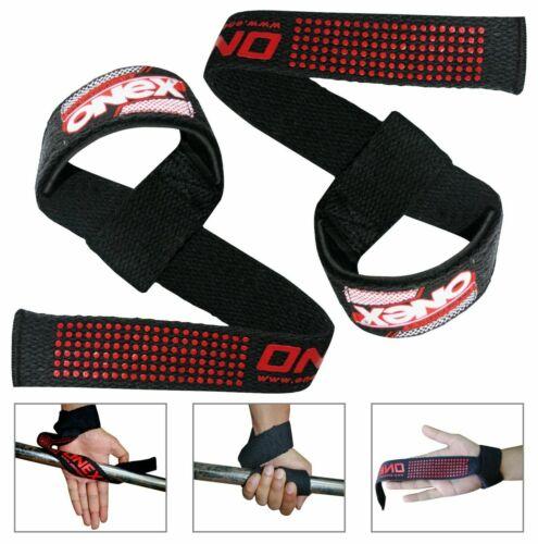 Wrist protector Gym Straps Weight lifting Bodybuilding Wrist straps Grip Gloves