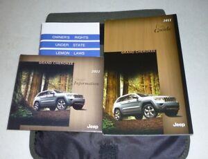 2011 jeep grand cherokee laredo owners manual