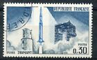 STAMP / TIMBRE FRANCE OBLITERE N° 1464 FUSEE DIAMANT