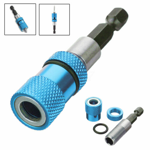 "1//4/"" Hex Shank holder Magnetic Drywall Screw Bit Holder Screwdrivers Drill Tools"