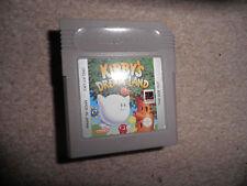 Nintendo Gameboy -  kirbys dream land - cart only