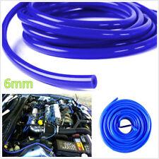 High Performance 5M ID 6mm OD 10mm Car SUV Blue Silicone Vacuum Tube Hose Tubing