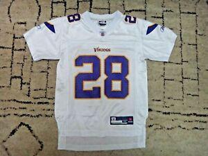 Details about Minnesota Vikings Adrian Peterson White Reebok Jersey~Youth M (10/12)~GUC