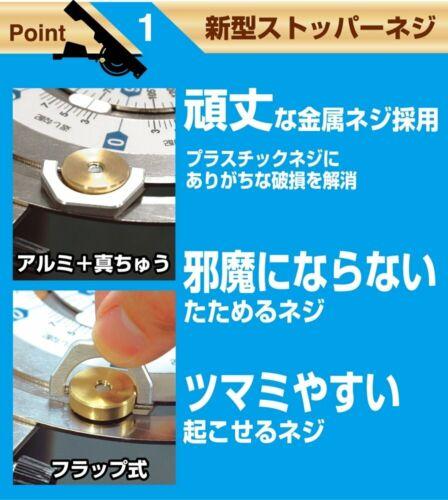 Shinwa mesure Maru nokogaido dirigeant sans angle Neo 45 cm 73161 Japon nouvelle F//S