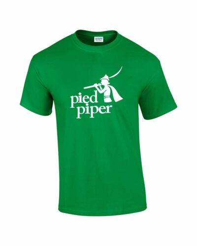pied Piper inspired adult novelty T-Shirt