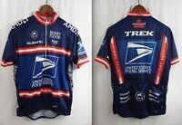 USPS TEAM CYCLiNG JERSEY - LARGE Nike 2004 Racing Tour De France OLN/TREK/Subaru