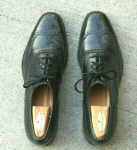 Made-in-England-CHURCH-039-S-Custom-Grade-Wingtip-Oxford-Shoes-Brogue-USA-10-1-2-B