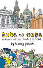 TATE TO TATE by Tommy Penton : WH4-B97 : PB151 : BRAND NEW BOOK