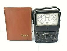 Simpson 260 Series 6 Volt Ohm Milliammeter