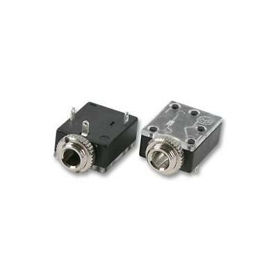 MJ-352W-0-3.5MM STEREO JACK SOCKET