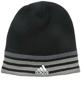 1951dd2cdfa9e Image is loading Adidas-Men-039-s-Reversible-Climawarm-Eclipse-Beanie-