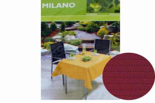 Tavolo DA GIARDINO SOFFITTO Milano 160 cm circa resistente alle intemperie BORDEAUX FRIEDOLA 20526