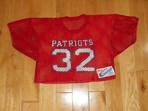 patriots practice jersey