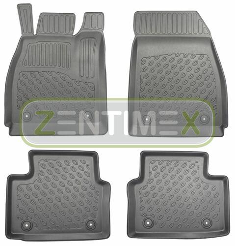 3d-tpe goma tapices para Opel Insignia OPC a Sports Tourer Kombi 5-tü24 Premium
