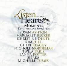 Audio CD Listen to Our Hearts Moments, Devotions and Songs  - Free Shipping