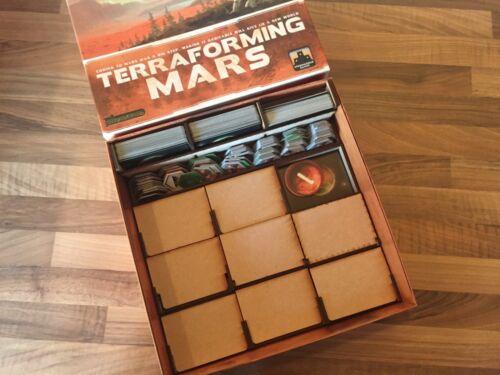 Box Organizer for Terraforming Mars Organizer