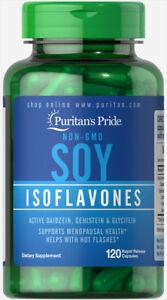 Puritan-039-s-Pride-Non-GMO-Soy-Isoflavones-750-mg-120-Rapid-Release-Capsules