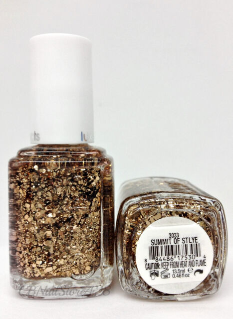 ESSIE NAIL LACQUER - LUXEFFECTS Collection 2014 -13.5ml /.46 oz- Pick any Color