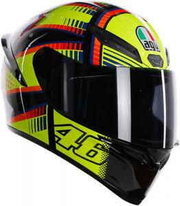 Casco-helmet-Integrale-capacete-AGV-Full-Face-K1-Top-Soleluna-2015-Taglia-ML