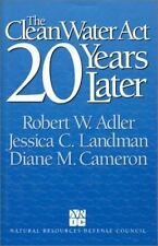 The Clean Water Act 20 Years Later-ExLibrary