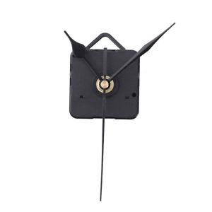 noir-DIY-d-039-horloge-Quartz-Mouvement-silencieux-Mecanisme-Outil-de-reparation-new