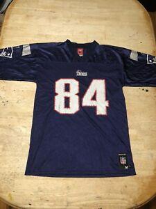 Vtg Reebok Benjamin Ben Watson #84 Reebok New England Patriots ...