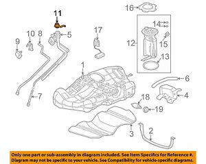 s l300 saturn gm oem 01 05 l300 3 0l v6 fuel system filler cap or housing