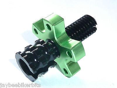 Kawasaki KR1S 250 KX125 KX250 Ninja 250R VN800 M8 Anodised Clutch Cable Adjuster