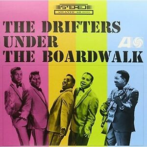 NEW CD Album The Drifters  Under The Boardwalk  Mini LP Style Card Case - <span itemprop=availableAtOrFrom>High Wycombe, United Kingdom</span> - NEW CD Album The Drifters  Under The Boardwalk  Mini LP Style Card Case - High Wycombe, United Kingdom