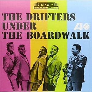 NEW-CD-Album-The-Drifters-Under-The-Boardwalk-Mini-LP-Style-Card-Case