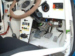 Classic Mini Power Steering Conversion Electric Column Race Rally