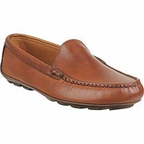 ALLEN EDMONDS CASTINE Driving Moc Tan Chaussures 8.0 D nouveau IN BOX
