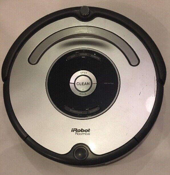 Roomba iRobot 655 Robot Vacuum - Working See Details