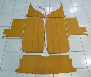 TRIM PANELS KIT BEIGE MG B 64-66 NOS (Kit tapizados beige)