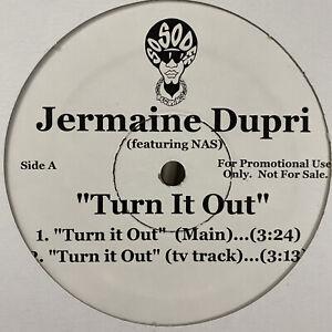 JERMAINE-DUPRI-NAS-TURN-IT-OUT-12-034-1998-RARE-KANYE-WEST
