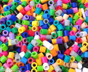 1000pcs-mixed-color-PERLER-BEADS-for-Kids-039-Craft-great-fun