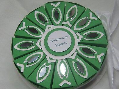 Gastgeschenke / Geldgeschenk - Verpackung,taufe,konfirmation,kommunion/grün Angenehme SüßE