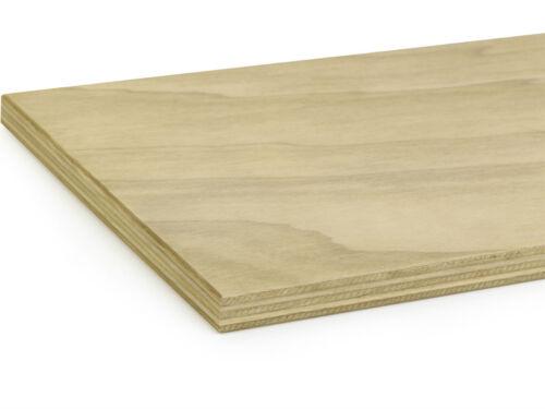 Outdoor Ultra Durable Dura-Ply Exterior Poplar Plywood Sheet 2240x1220mm