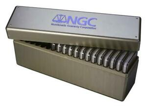 One Official NGC Slab Storage Box-NEW 1 Holds 20 Coins NEVER USED