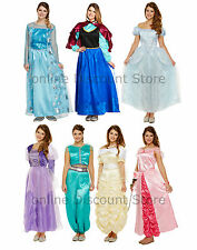 New Adult Princess Fancy Dress Cute Sweet Costume Ladies Women Female Book Week